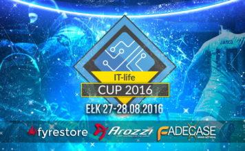 IT-life CUP 2016 - Turniej w CS:GO i FIFA 16