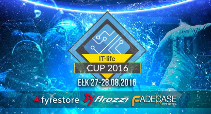 IT-life CUP 2016 - Turniej w CS:GO i FIFA 16
