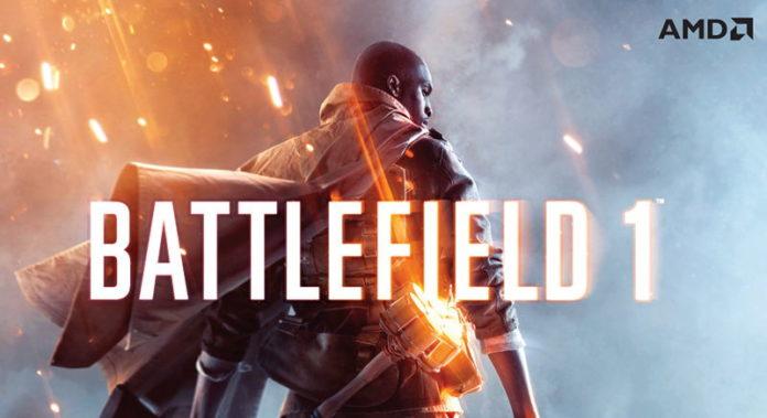 Battlefield 1 Radeon RX 480