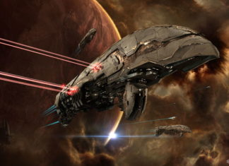 EVE Online free-to-play