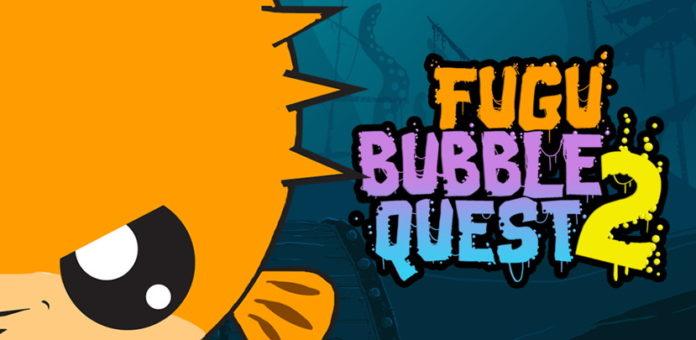 Fugu Bubble Quest 2