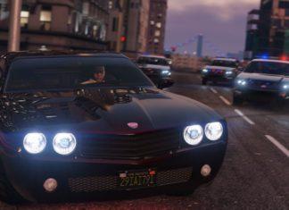 GTA V na VR