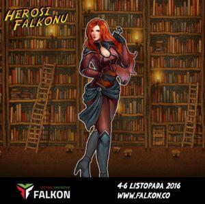 Superherosi Falkonu