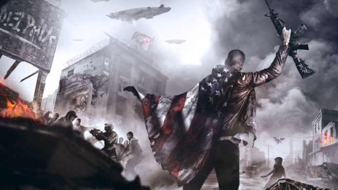 Homefront The Revolution Steam