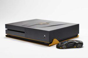 Xbox One S Lamborghini Centenario Edition