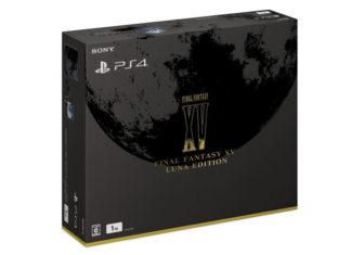 PlayStation 4 Slim Final Fantasy XV