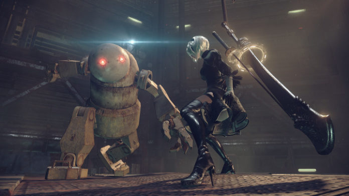 Premiera Nier: Automata