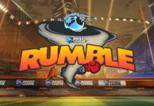 Rocket League Patch 1.22 Rumble