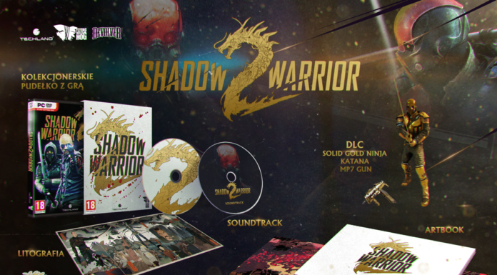 Shadow Warrior 2 zestaw na PC