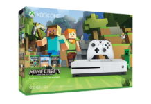 Xbox One S 500GB Minecraft Favorites Bundle
