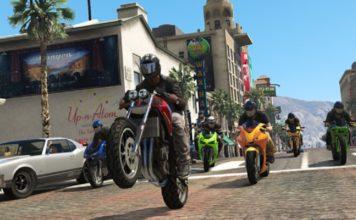 gta online 5 motocykle