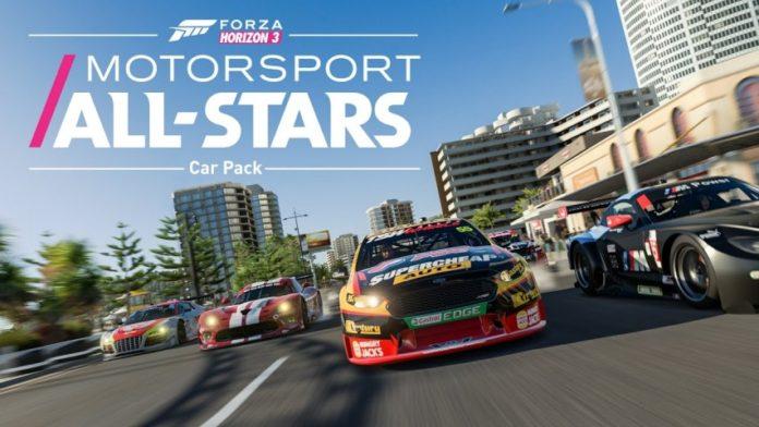 Forza Horizon 3 DLC All Star Car Pack