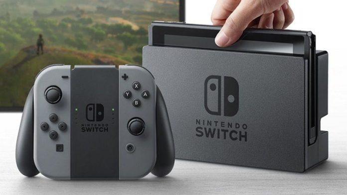 Nintendo Switch - data premiery - specyfikacja techniczna