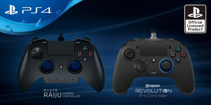 Nowe pady do PS4 - Razer Raiju i Nacon Revolution