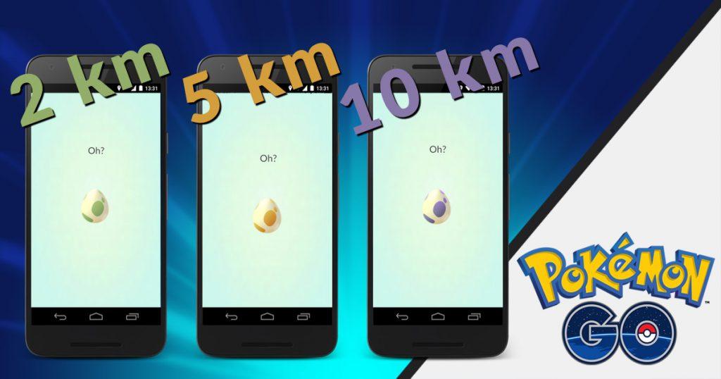 Pokemon GO Aktualizacja Jajka