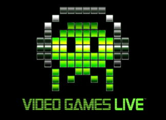 Koncert Video Games Live