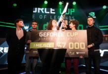 Polski TEAM #1 zwycięzcą turnieju GEFORCE CUP