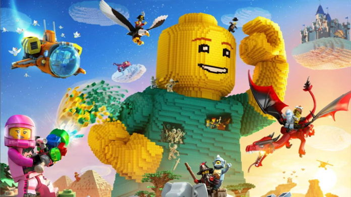 Data premiery LEGO Worlds i DLC LEGO Agents