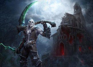 Diablo III Nekromanta