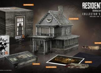 Edycja kolekcjonerska Resident Evil 7