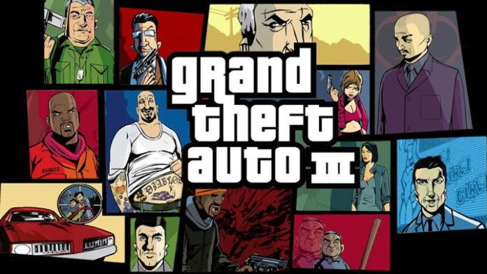 Kody do GTA 3 / GTA III