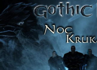 Kody do Gothic 2 Noc Kruka