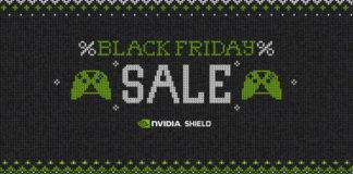 NVIDIA SHIELD Black Friday