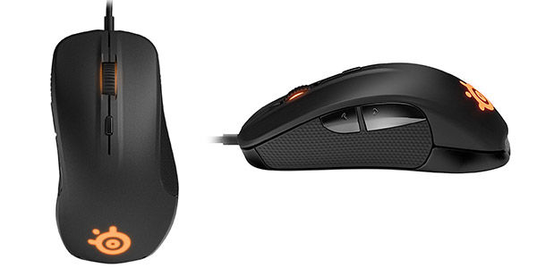 SteelSeries Rival Optical Mouse OPT U