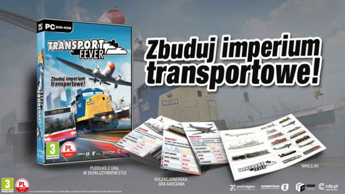 Premiera Transport Fever