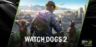 Watch Dogs 2 za darmo z kartami Nvidia