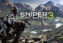 Gameplay Sniper Ghost Warrior 3