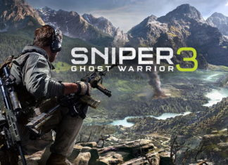 Gameplay Sniper Ghost Warrior 3