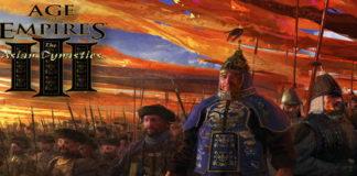 Kody do Age of Empires III The Asian Dynasties