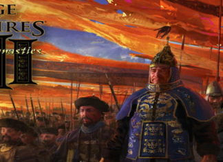 Kody do Age of Empires III The Asian Dynasties