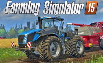 Kody do Farming Simulator 2015 kasa pieniądze uprawy konsola
