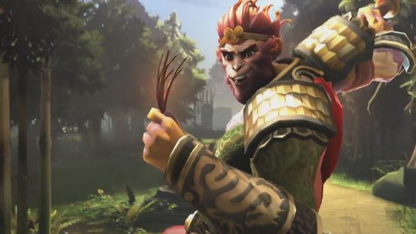 Monkey King Dota 2 update 7.00 - aktualizacja