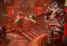 Warframe Wojna Wewnętrzna PC PS4 Xbox One