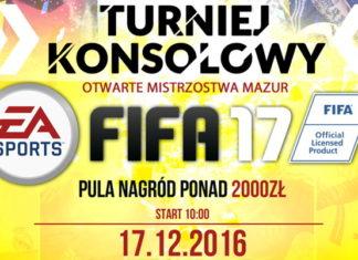 Turniej konsolowy FIFA 17