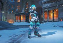 Zimowa Kraina Czarów w Overwatch