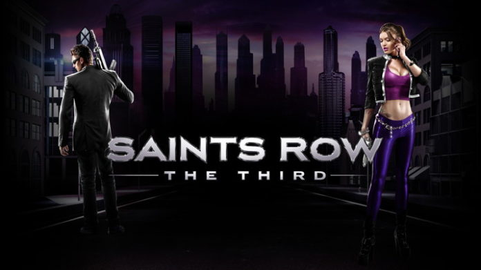 kody do Saints Row 3: The Third na PC, X360, PS3