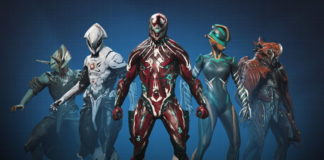 Aktualizacja Warframe The Glast Gambit na PS4 i Xbox One