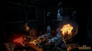 The Wizards - gra twórców Alive VR studia Carbon Studio
