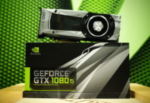 Karta graficzna GeForce GTX 1080 Ti-box