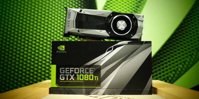 Karta graficzna GeForce GTX 1080 Ti-box
