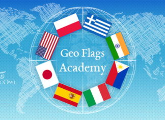 Geo Flags Academy