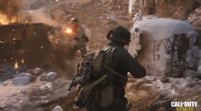 Open Beta Call of Duty WWII PlaySTation 4