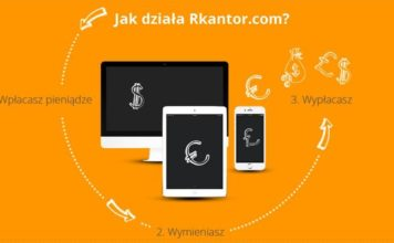 Rkantor.com darmowy kantor online