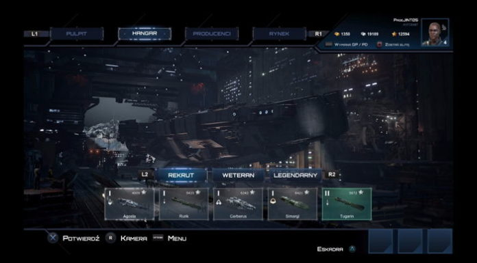 Otwarta beta Dreadnought na PS4