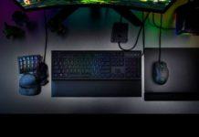 Razer klawiatura i mysz