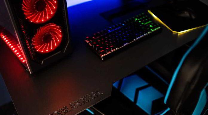 Czym się charakteryzuje dobre biurko gamingowe